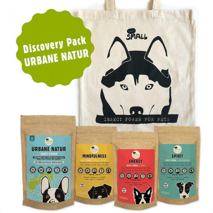 Hundefutter Insekten Angebot Sparpack nachhaltig urbane natur eat small