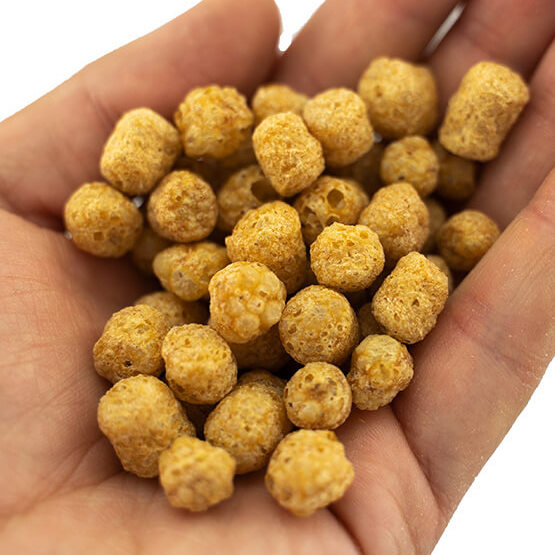 Kalorienarme Leckerli mit Insekten getreidefrei Hundepops Kartoffel natur