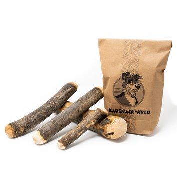 Vegane Kauknochen olive wood kausnackheld